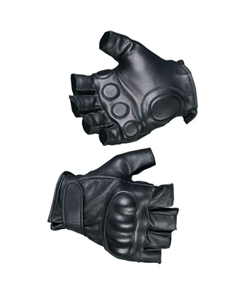 YDS MIL-TEC TACTICAL FINGERLESS ELDİVEN -SİYAH