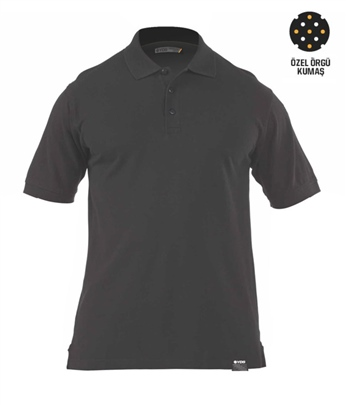 YDS PROFESSIONAL POLO T-SHIRT -FÜME