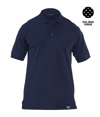 YDS PROFESSIONAL POLO T-SHIRT -LACİVERT